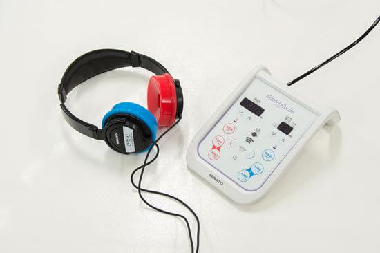 聴力測定装置